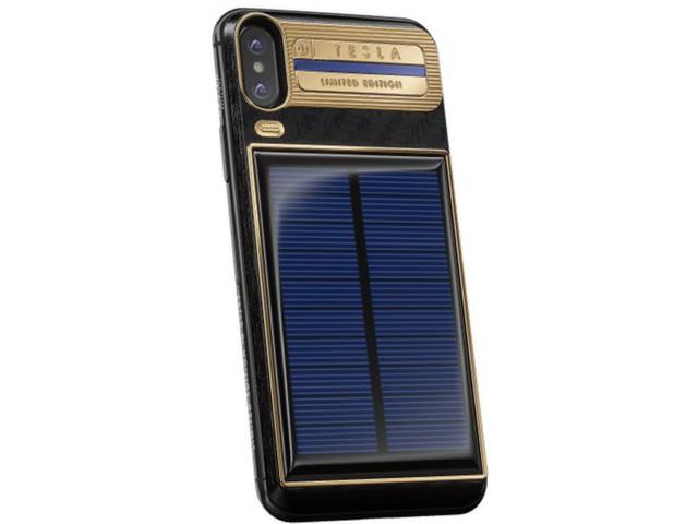 Chiếc iPhone X mạ vàng đắt nhất thế giới dành cho Elon Musk với kiểu dáng vô cùng kì quặc - Ảnh 5.