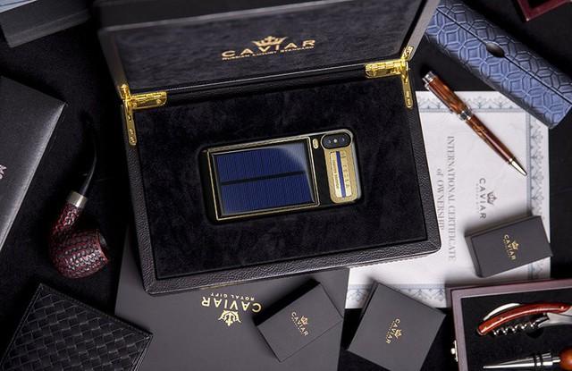 Chiếc iPhone X mạ vàng đắt nhất thế giới dành cho Elon Musk với kiểu dáng vô cùng kì quặc - Ảnh 8.