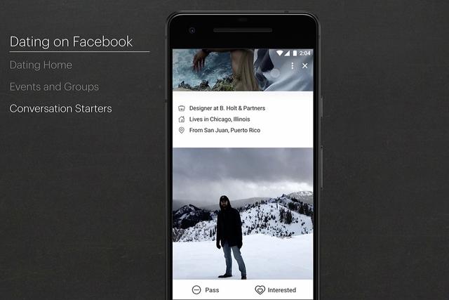 Facebook ra tính năng giúp cả người đã cưới, đang yêu tìm kiếm người để hẹn hò - Ảnh 1.