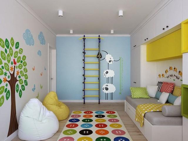 Thiết kế căn hộ sáng tạo theo phong cách Scandinavian - Ảnh 11.
