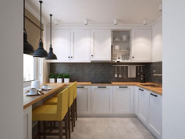Thiết kế căn hộ sáng tạo theo phong cách Scandinavian - Ảnh 6.