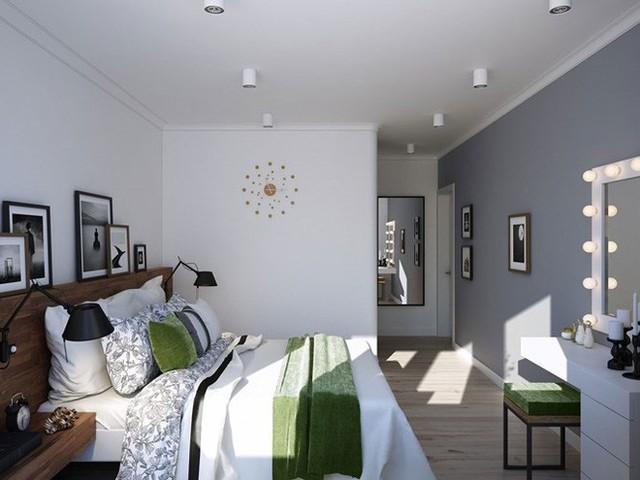 Thiết kế căn hộ sáng tạo theo phong cách Scandinavian - Ảnh 8.