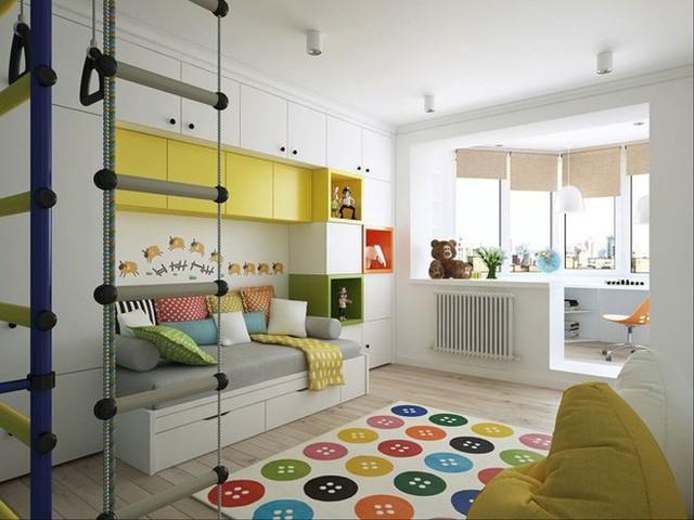 Thiết kế căn hộ sáng tạo theo phong cách Scandinavian - Ảnh 10.