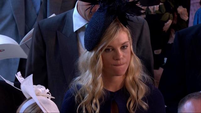 Vì sao người yêu cũ của Hoàng tử Harry lại được mời đến đám cưới Hoàng gia? - Ảnh 2.