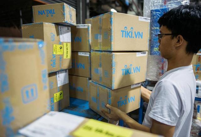 Tiki lỗ 322 tỷ trong 2 năm, khi nào thương mại điện tử Việt Nam hết đốt tiền? - Ảnh 1.
