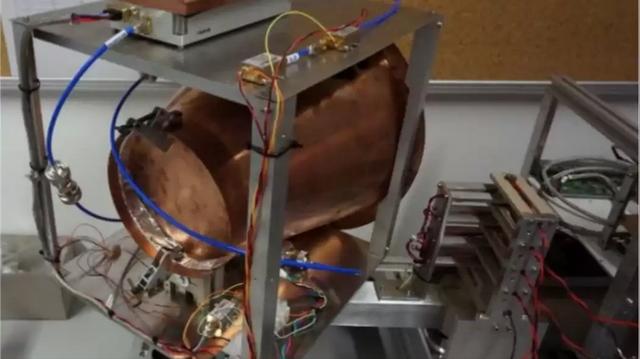 Các nhà khoa học Đức thử nghiệm động cơ không tưởng EM Drive, thứ có thể đưa loài người sang những thiên hà khác - Ảnh 2.