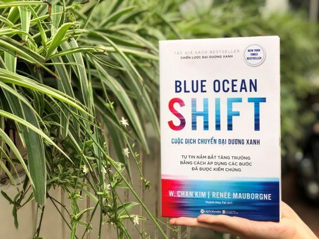 [Xem-Đọc] Cuộc Dịch Chuyển Đại Dương Xanh: Bản đồ dẫn lối tới thị trường không còn cạnh tranh - Ảnh 2.
