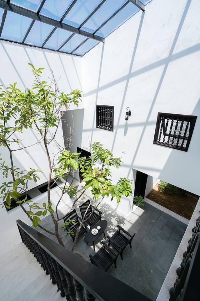 Ngôi nhà vườn ở Hội An khiến ai nhìn thấy cũng phải thốt lên: Hóa ra truyền thống kết hợp với hiện đại lại đẹp đến thế! - Ảnh 12.