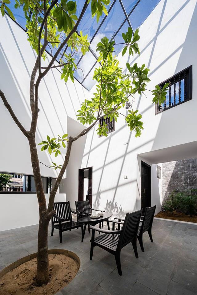 Ngôi nhà vườn ở Hội An khiến ai nhìn thấy cũng phải thốt lên: Hóa ra truyền thống kết hợp với hiện đại lại đẹp đến thế! - Ảnh 13.
