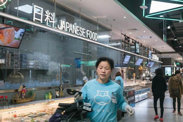 Siêu thị tương lai của Alibaba tại Trung Quốc đã vượt xa nước Mỹ: Giao hàng trong 30 phút, thanh toán qua nhân diện khuôn mặt - Ảnh 18.