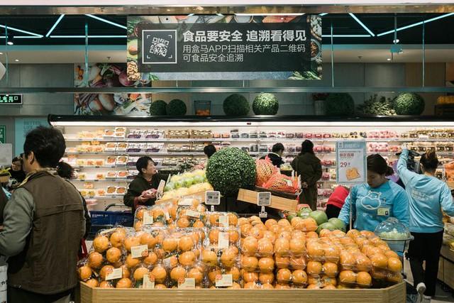 Siêu thị tương lai của Alibaba tại Trung Quốc đã vượt xa nước Mỹ: Giao hàng trong 30 phút, thanh toán qua nhân diện khuôn mặt - Ảnh 19.
