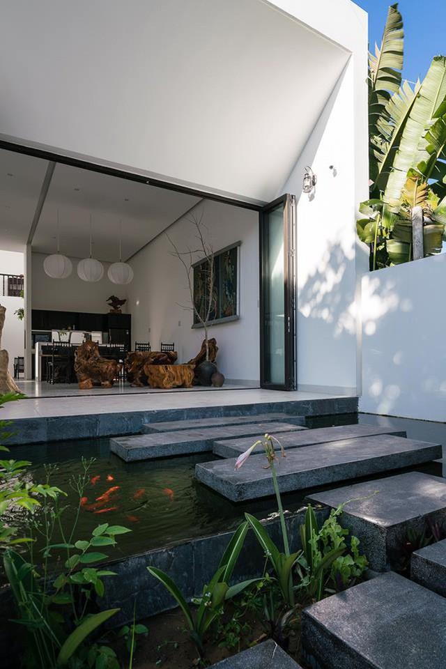 Ngôi nhà vườn ở Hội An khiến ai nhìn thấy cũng phải thốt lên: Hóa ra truyền thống kết hợp với hiện đại lại đẹp đến thế! - Ảnh 5.