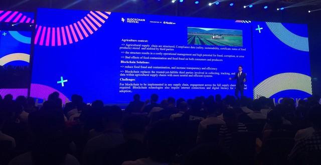 Chủ tịch VietCham Singapore: Cú tăng trưởng của blockchain sẽ gấp 10 lần so với quá trình bùng nổ Internet, nhưng hiện 90% giao dịch vẫn là phi chính thức - Ảnh 1.