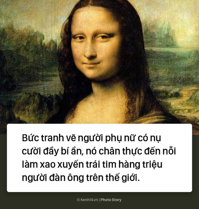 """Lý do không phải ai cũng biết khiến """"Nàng Mona Lisa"""" trở thành bức họa nổi tiếng thế giới - Ảnh 2."""