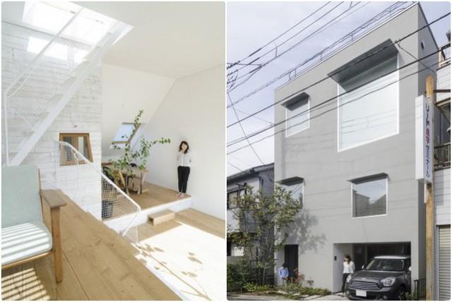 Ngôi nhà phố 43m² đẹp thanh bình với sân vườn xanh mát cây cỏ của gia đình trẻ ở ngay thủ đô Tokyo, Nhật Bản - Ảnh 2.
