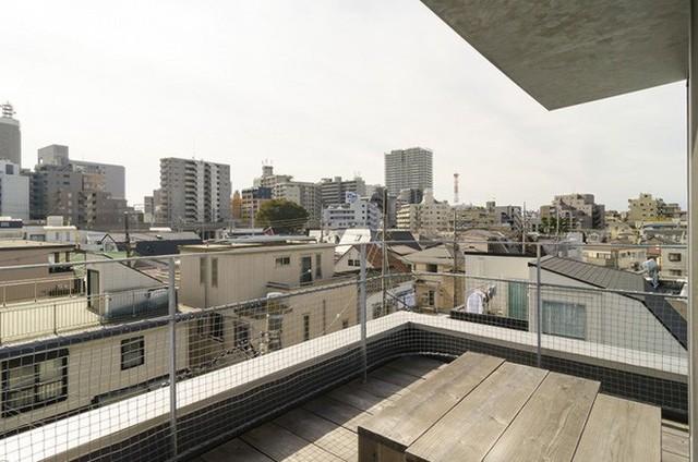 Ngôi nhà phố 43m² đẹp thanh bình với sân vườn xanh mát cây cỏ của gia đình trẻ ở ngay thủ đô Tokyo, Nhật Bản - Ảnh 11.