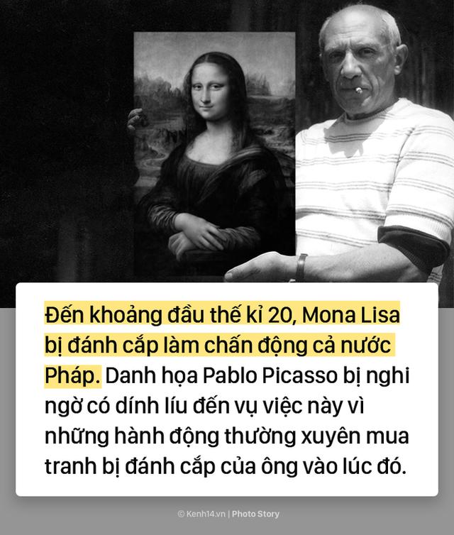 """Lý do không phải ai cũng biết khiến """"Nàng Mona Lisa"""" trở thành bức họa nổi tiếng thế giới - Ảnh 4."""
