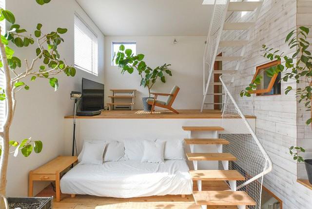 Ngôi nhà phố 43m² đẹp thanh bình với sân vườn xanh mát cây cỏ của gia đình trẻ ở ngay thủ đô Tokyo, Nhật Bản - Ảnh 4.