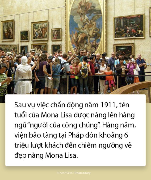 """Lý do không phải ai cũng biết khiến """"Nàng Mona Lisa"""" trở thành bức họa nổi tiếng thế giới - Ảnh 6."""