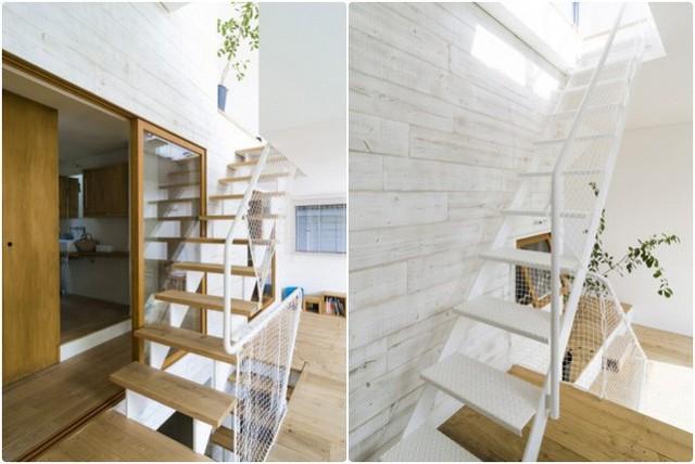 Ngôi nhà phố 43m² đẹp thanh bình với sân vườn xanh mát cây cỏ của gia đình trẻ ở ngay thủ đô Tokyo, Nhật Bản - Ảnh 8.