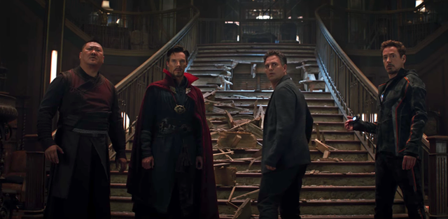 Avengers: Infinity War: tiệm cận sự hoàn hảo dành cho một bộ phim Siêu anh hùng - Ảnh 4.