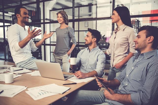 Chìa khóa cho những kẻ ngơ chốn công sở: Nếu vẫn chưa trở thành một người giỏi thì hãy biết cúi người thấp một chút - Ảnh 3.