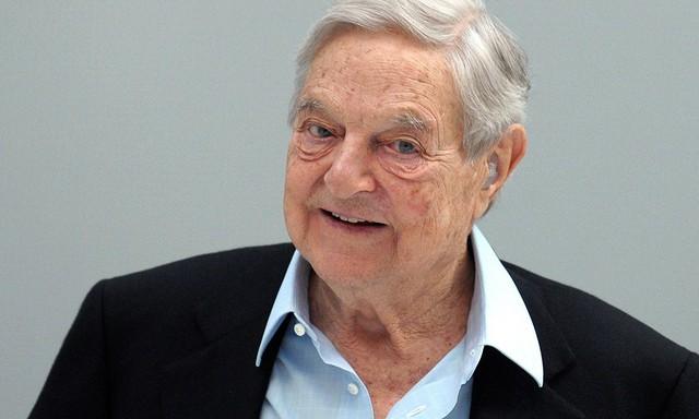 Tỷ phú Soros cảnh báo nguy cơ xảy ra khủng hoảng tài chính - Ảnh 1.