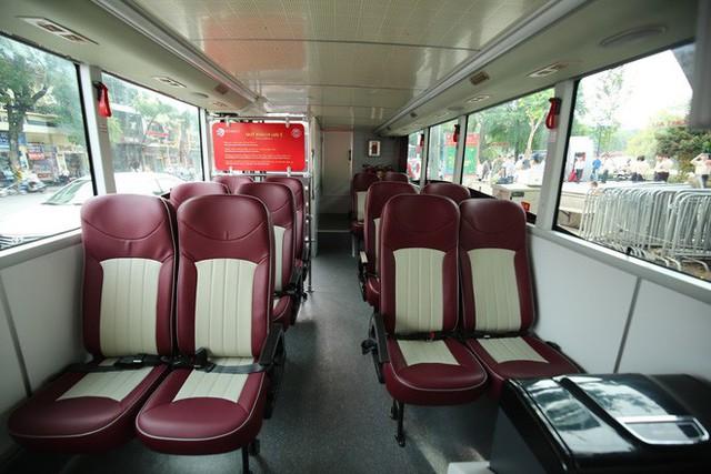 Chi 650.000 đồng đi xe buýt 2 tầng vừa ra mắt, khách hưởng dịch vụ gì? - Ảnh 7.