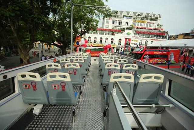 Chi 650.000 đồng đi xe buýt 2 tầng vừa ra mắt, khách hưởng dịch vụ gì? - Ảnh 8.