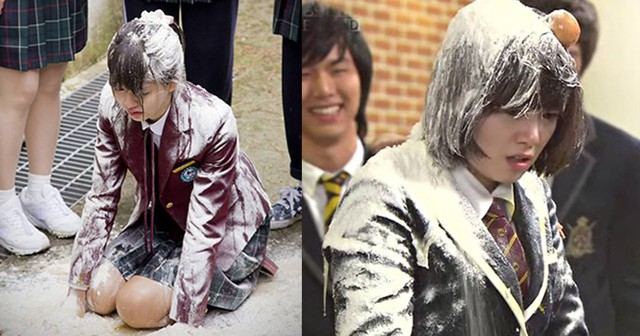 Đời học sinh Hàn Quốc không phải màu hồng như phim - Ảnh 1.