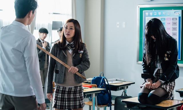 Đời học sinh Hàn Quốc không phải màu hồng như phim - Ảnh 2.