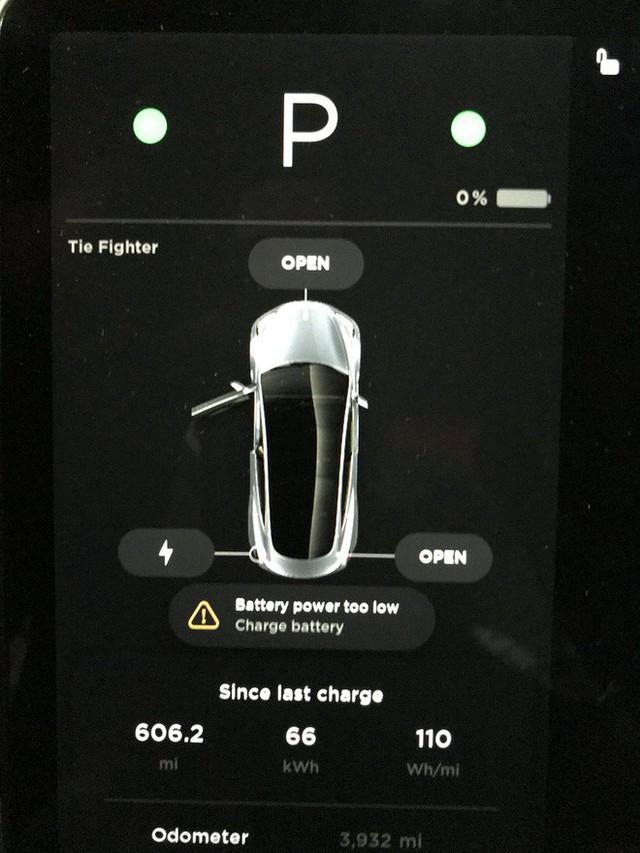Xe điện Model 3 lập kỷ lục đi được 970 km sau một lần sạc, gần gấp đôi so với số liệu mà Tesla đưa ra - Ảnh 2.