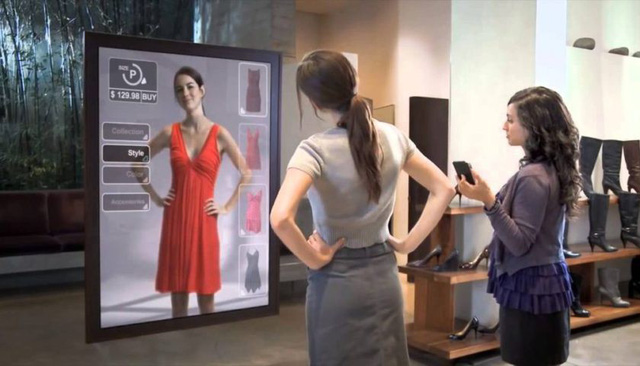 Amazon sắp cho thử quần áo ảo lên người khi chọn mua, soi 1 cái biết ngay có vừa hay không - Ảnh 2.