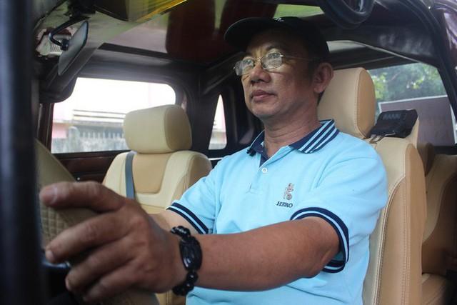 Chưa học hết lớp 9, bác thợ Việt sáng chế ra xe ô tô điện đi 100km chỉ tốn chi phí tương đương đổ 1 lít xăng - Ảnh 1.