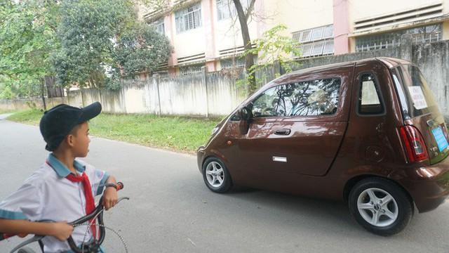 Chưa học hết lớp 9, bác thợ Việt sáng chế ra xe ô tô điện đi 100km chỉ tốn chi phí tương đương đổ 1 lít xăng - Ảnh 5.
