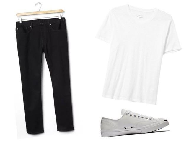 Làm sao để ăn mặc như đại gia công nghệ khi trong túi chỉ có 200 USD? - Ảnh 2.