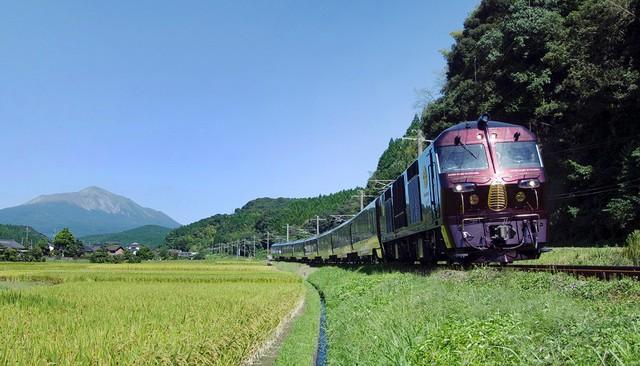 Bên trong tàu 7 sao xa xỉ bậc nhất Nhật Bản - Ảnh 14.
