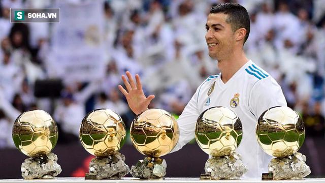 Ronaldo vs Messi: Ván poker 10 năm chờ lật cây tẩy cuối - Ảnh 1.