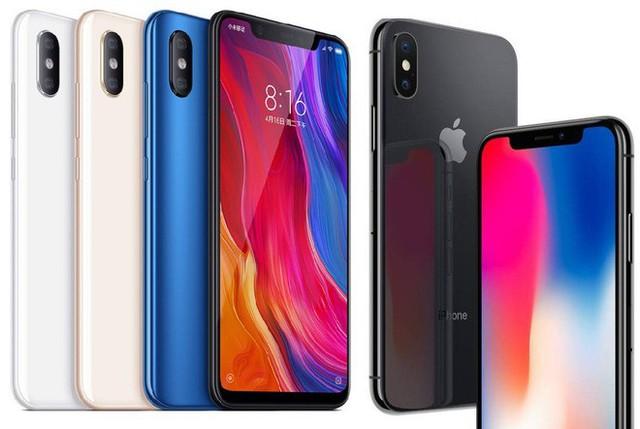 Xiaomi đã 10 lần copy Apple trắng trợn như thế nào - Ảnh 19.