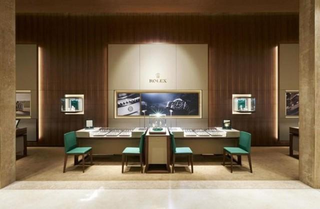 Khám phá cửa hàng Rolex lớn nhất thế giới ở Dubai - Ảnh 3.