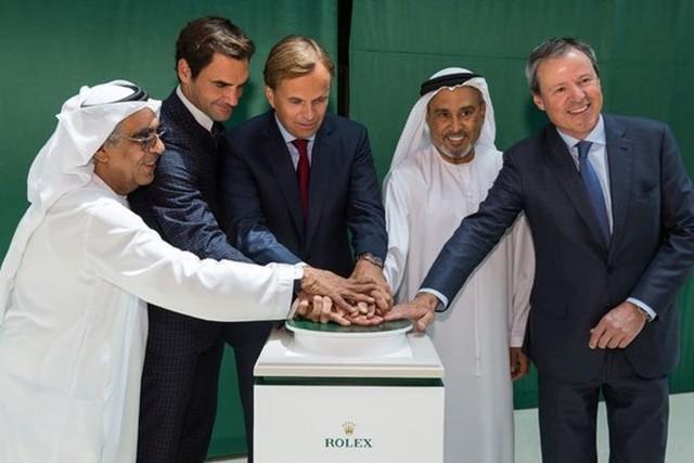 Khám phá cửa hàng Rolex lớn nhất thế giới ở Dubai - Ảnh 6.