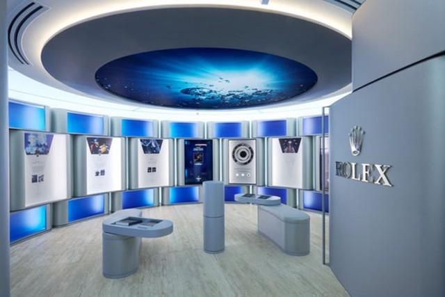 Khám phá cửa hàng Rolex lớn nhất thế giới ở Dubai - Ảnh 9.