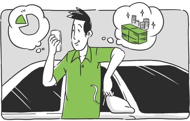 [Chuyện nghề] Nhân viên văn phòng bỏ việc đi lái Grab, tháng kiếm 35 triệu đồng, bán sức thanh xuân 5 năm mong đủ vốn để kinh doanh riêng - Ảnh 5.