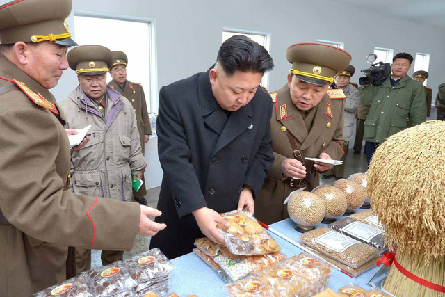 Cuồng giày Nike, thích xem phim hành động,...những điều thú vị không phải ai cũng biết về nhà lãnh đạo Triều Tiên - Ảnh 5.