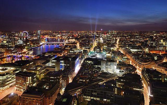 London sẽ trở thành một trong số những thành phố thông minh nhất - Ảnh 1.