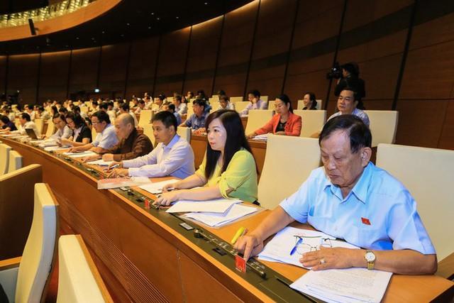 Hơn 86% đại biểu Quốc hội tán thành thông qua Luật An ninh mạng - Ảnh 3.