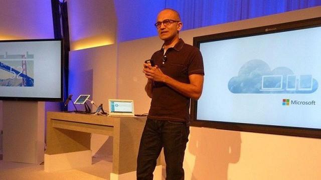 Các gã khổng lồ công nghệ đang dần chia làm 2 phe: Microsoft và Apple một bên, Google và Facebook bên còn lại... - Ảnh 1.