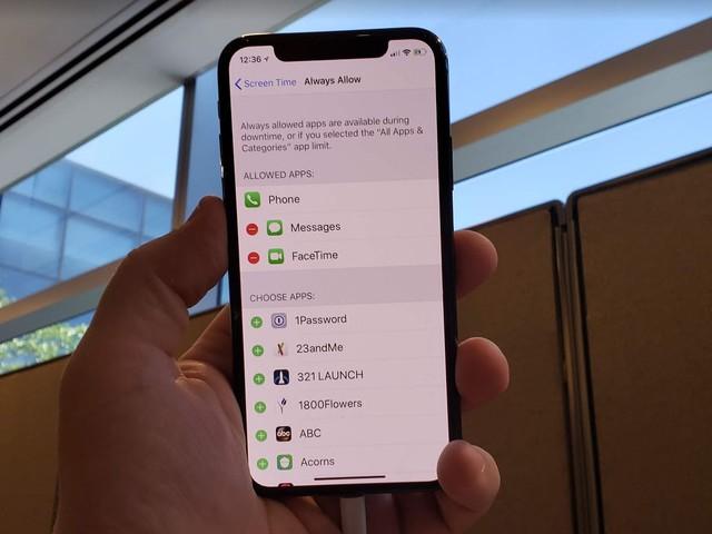 Phần mềm mới của Apple giúp bạn cai nghiện Smartphone như thế nào? - Ảnh 5.