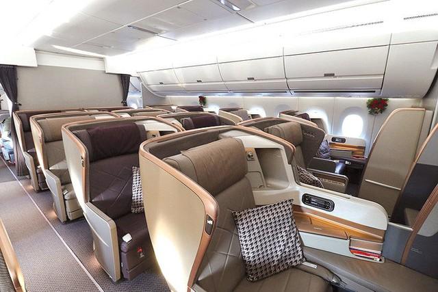 Những điều cần biết về ghế máy bay hạng thương gia - Ảnh 2.