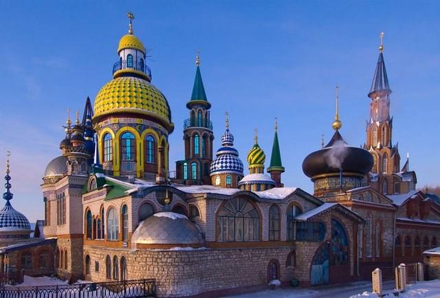 Khám phá ngay vẻ đẹp như tranh của 11 thành phố Nga sẽ tổ chức đá World Cup năm nay! - Ảnh 16.